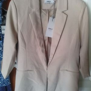 ASOS ONLY FULLY LINED BLAZER